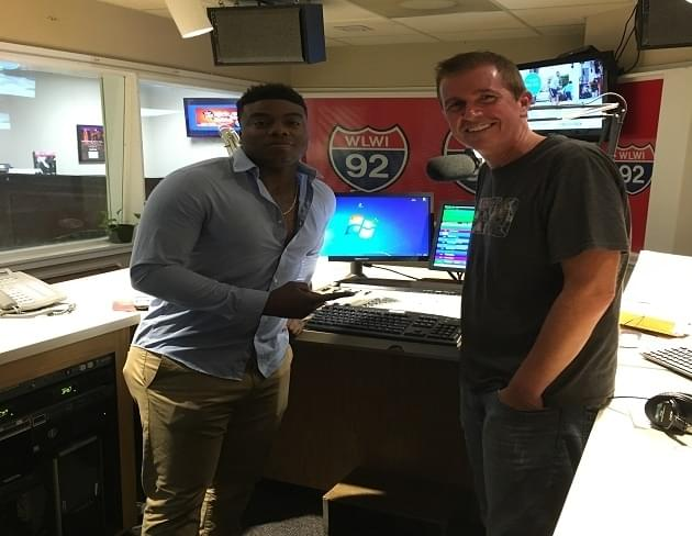 I-92 Up Close and Country: Montgomery's Kirk Jay Seeking to Win 'The Voice' [AUDIO]
