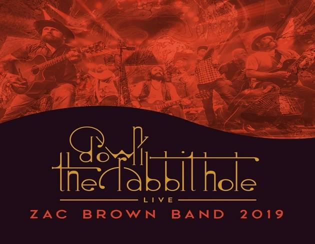 Zac Brown Band Announce 2019 Tour Plans with Tuscaloosa Concert