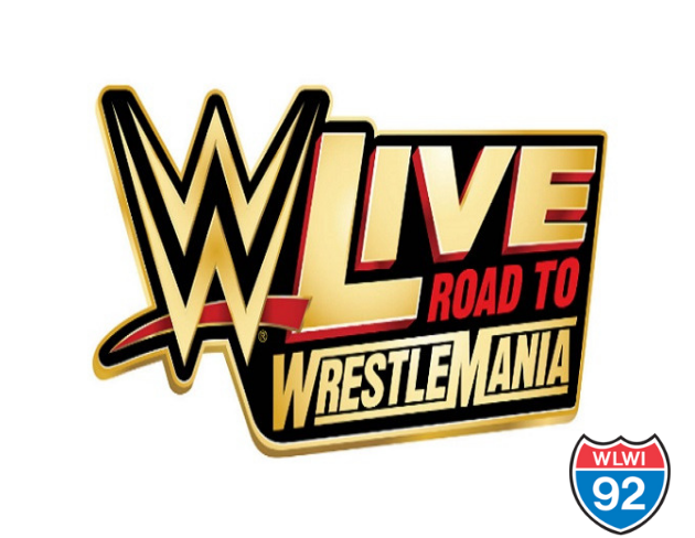 WWE Live Road to WrestleMania at Garrett Coliseum