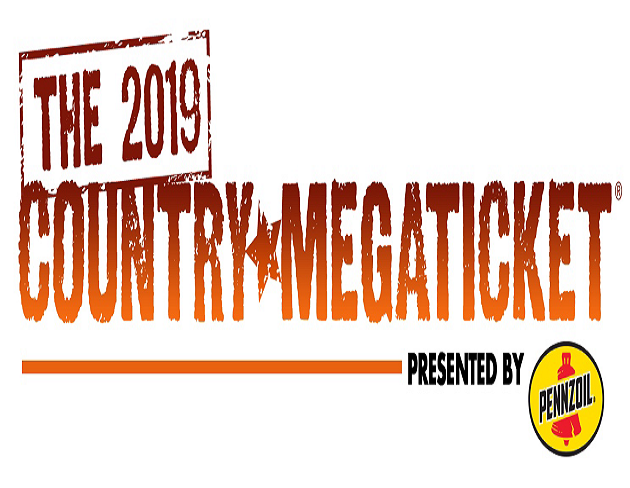 Get Your 2019 Country Megaticket