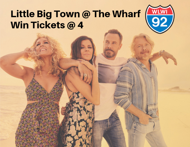 Little Big Town and Midland at The Wharf Amphitheater