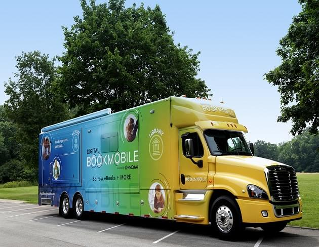 Alabama Book Festival to Feature National Touring Digital Bookmobile