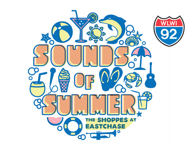 Sounds of Summer 2019 Concert Series at The Shoppes at Eastchase