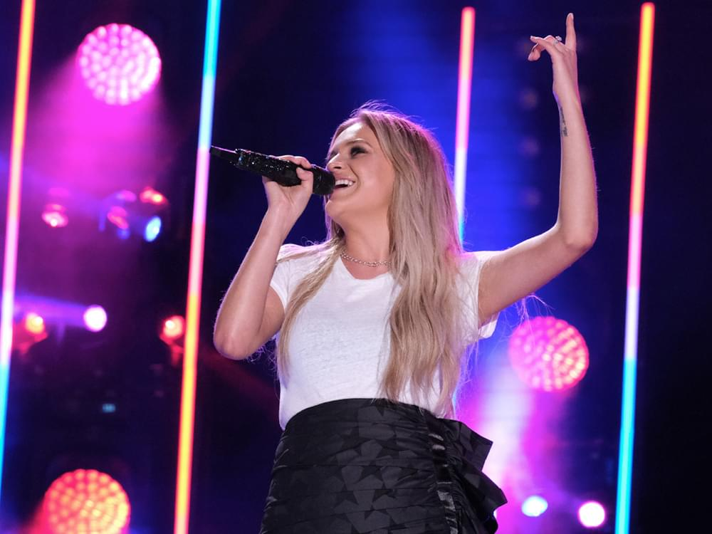 """Kelsea Ballerini Scores 5th No. 1 Single With """"Miss Me More"""""""