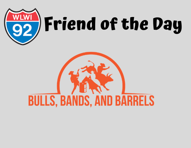 Friend of the Day: Bulls, Bands and Barrels