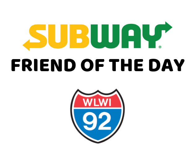 Friend of the Day: Subway $25 Gift Cards