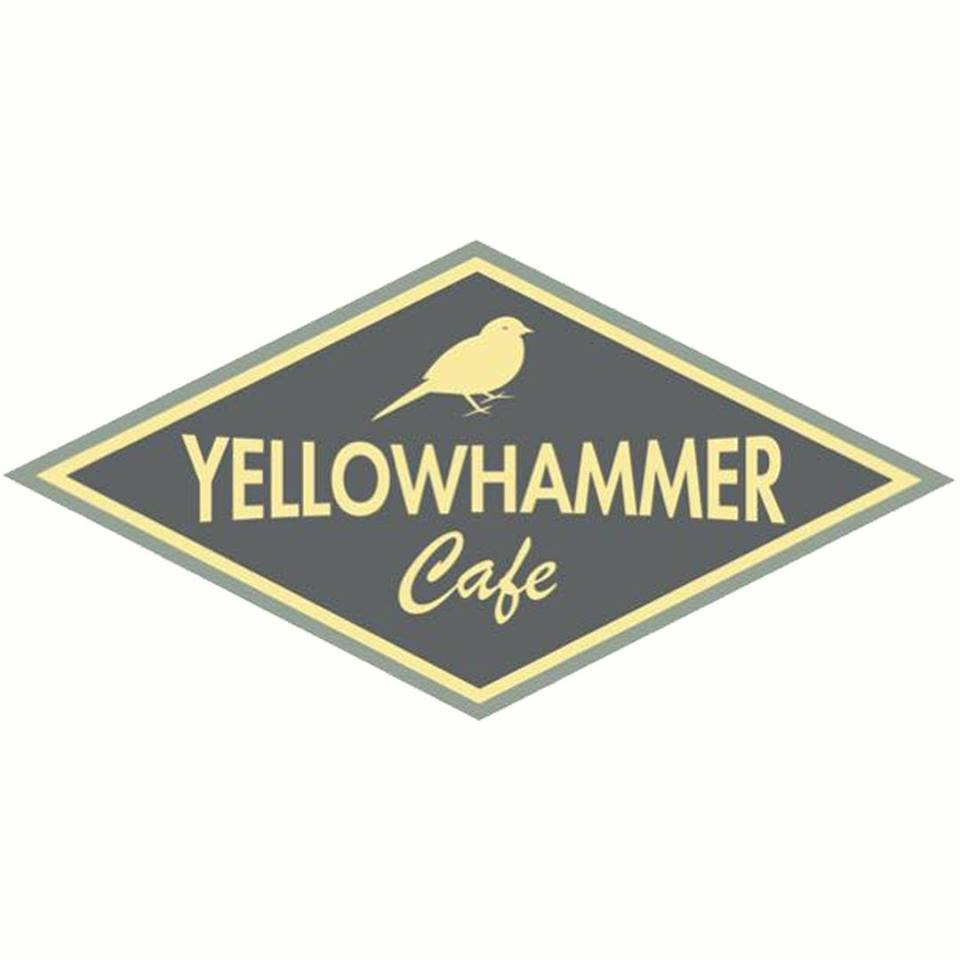 LUNCH AT YELLOWHAMMER CAFE
