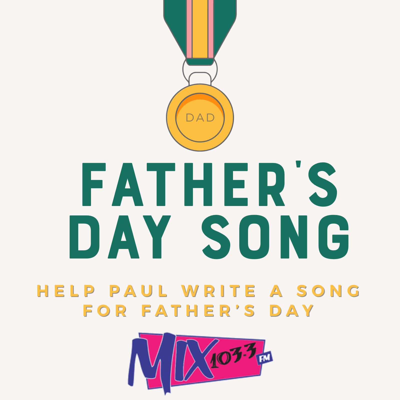 A Father's Day Song – Between The Lines