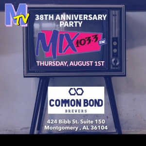 MTV's 38th ANNIVERSARY PARTY