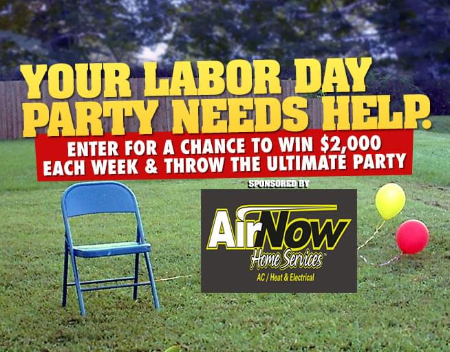 The Ultimate Labor Day Party Giveaway