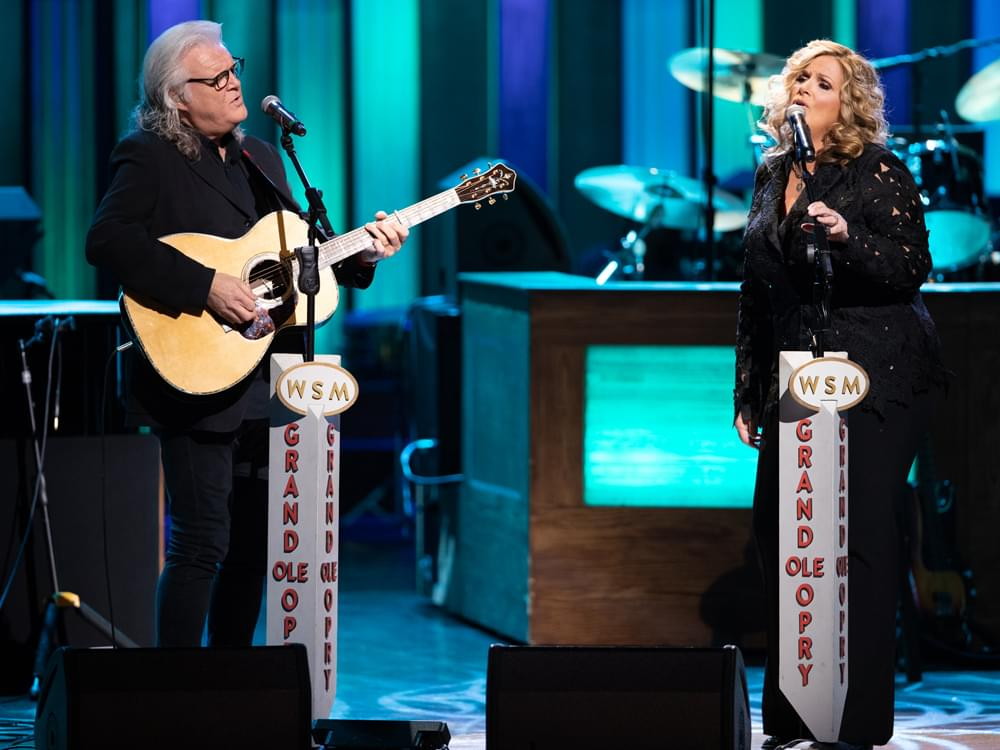 Trisha Yearwood Celebrates 20th Opry Anniversary With Star-Studded Show