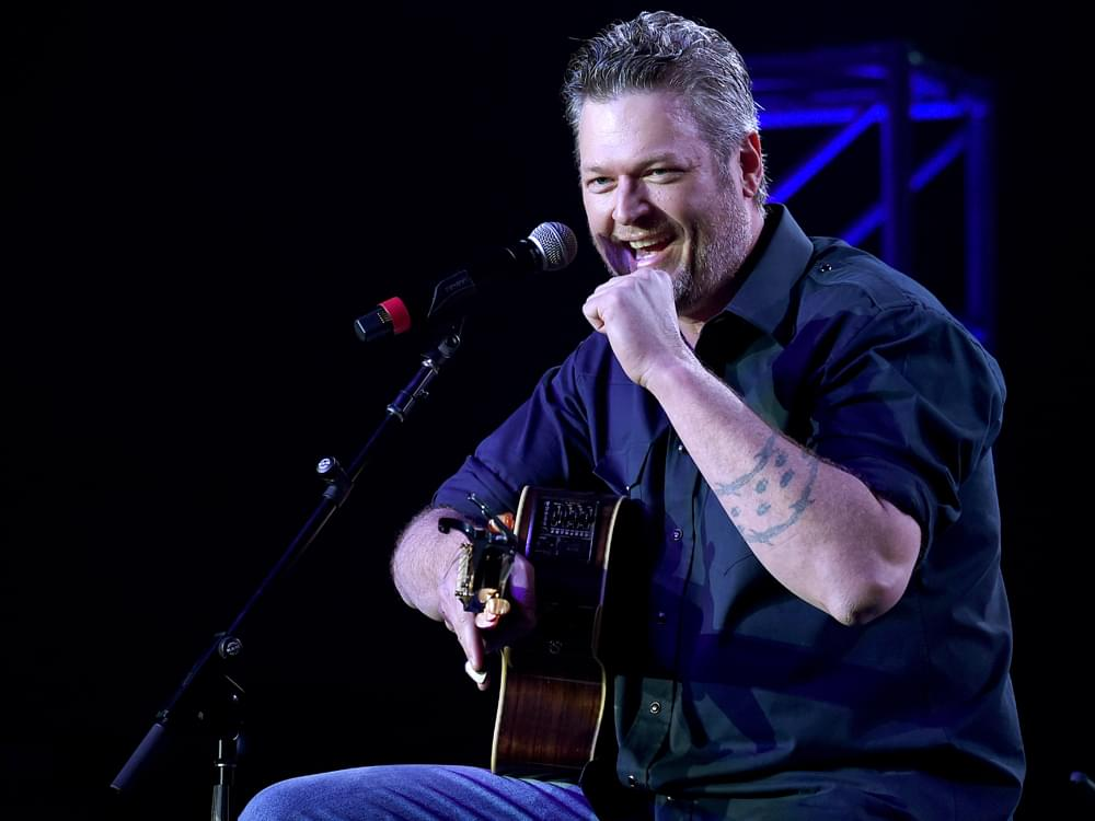 Blake Shelton Opens Ole Red Gatlinburg With Concert & $54,000 Donation to Local High School