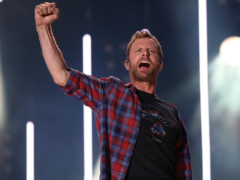 Dierks Bentley to Host Westwood One's Labor Day Special