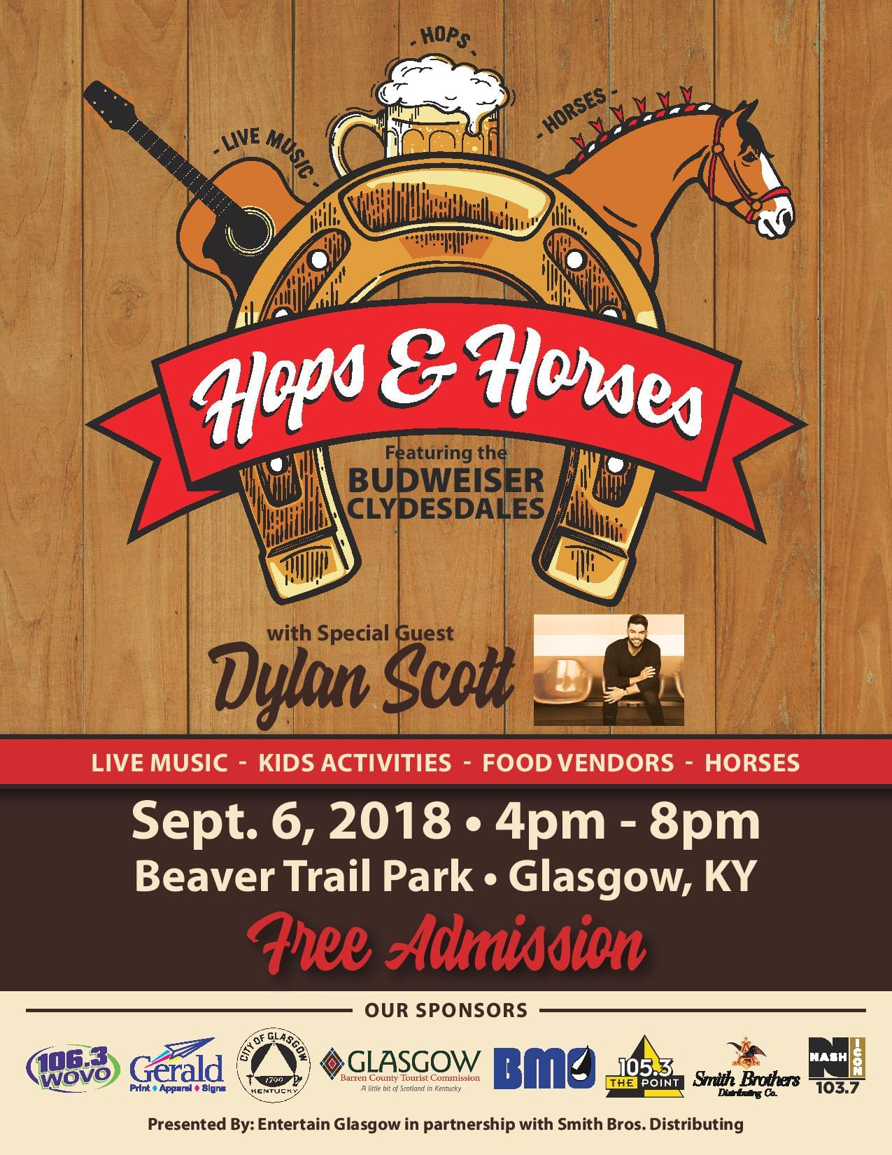 INTERVIEW: Whitney talks about Hops & Horses coming up Sept. 6