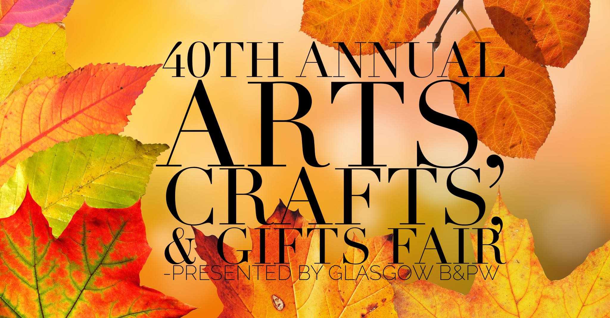 INTERVIEW: Nancy talks about Glasgow B&PW Arts and Crafts Fair