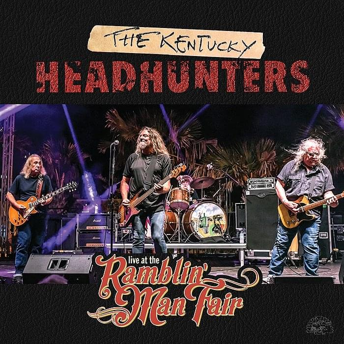 INTERVIEW: Headhunters release new live album; Richard Young stops by