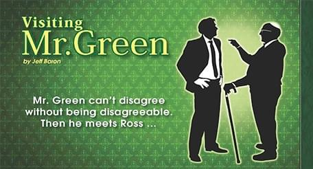 INTERVIEW: Mr. Green comes to Fountain Square Players