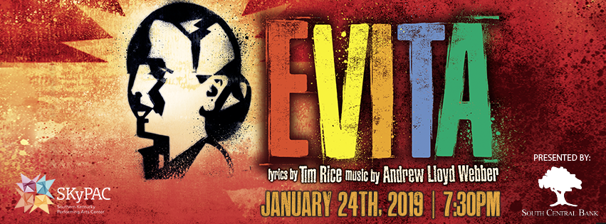 INTERVIEW: Evita comes to SKyPAC … and much more