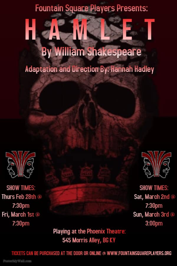 FSP has it's own take on 'Hamlet'