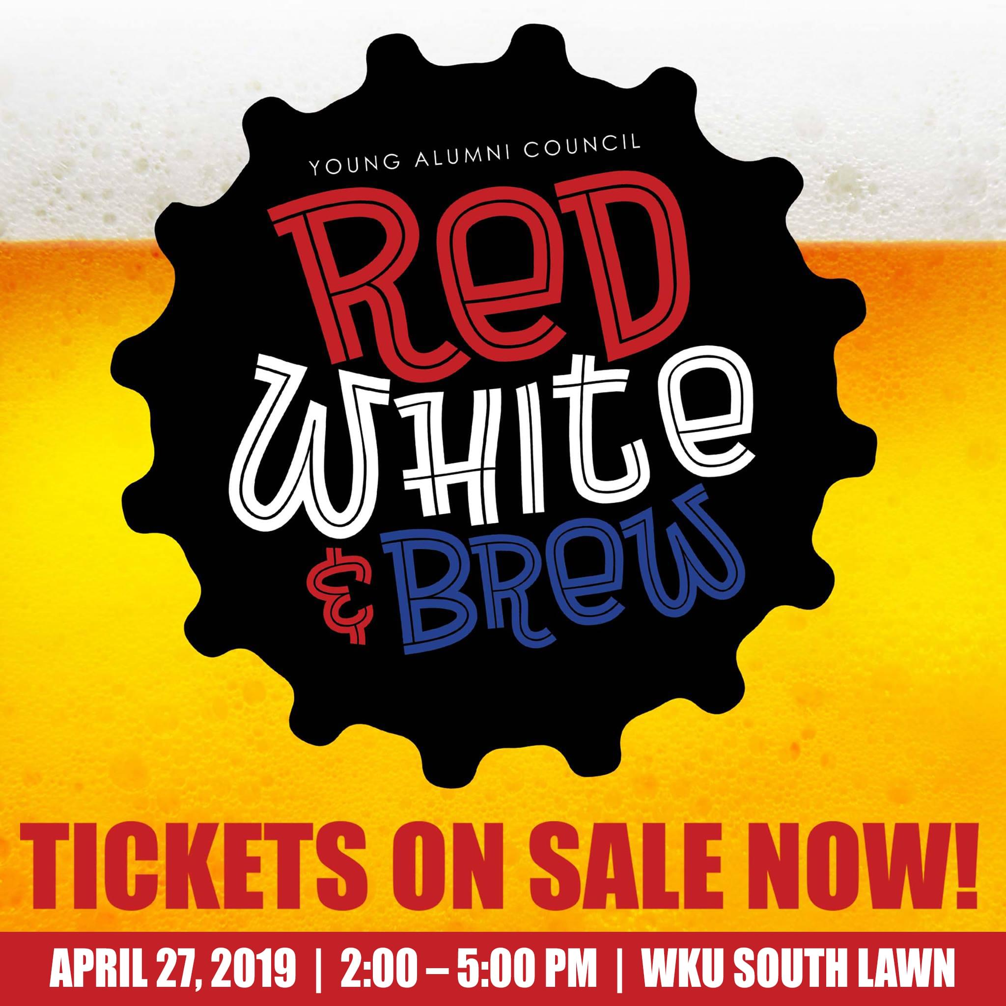 Red, White & Brew is Saturday