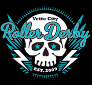 Jenerator, The Flog Lady teach Cameron about Vette City Roller Derby