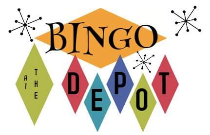 Bingo at the Depot is coming up