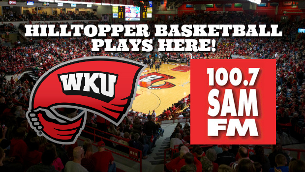 WKU Hilltoppers basketball on Sam