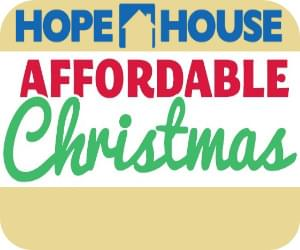 Hope House Affordable Christmas List