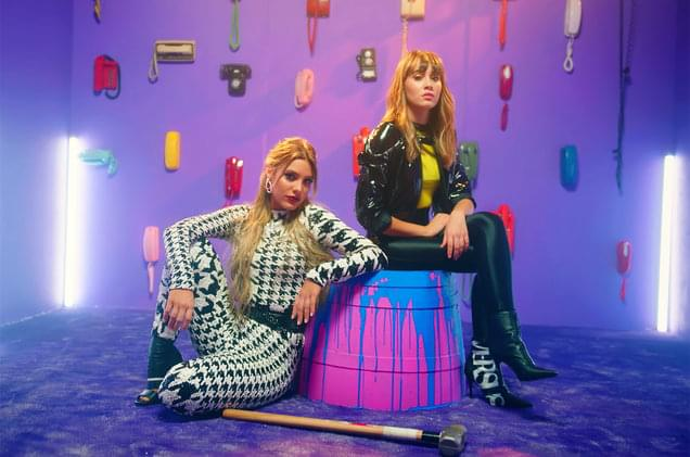 Aitana & Lele Pons Join Forces for 'Telefono Remix' Video: Watch