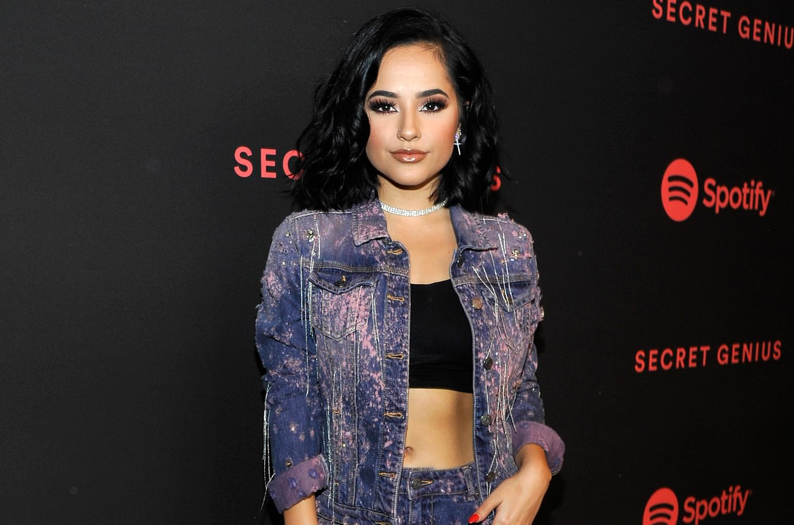 Becky G Teases Spanish Remix Of 'Lost In The Middle Of Nowhere' With Kane Brown