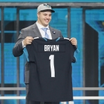 Jaguars think future with selection of Florida DL Taven Bryan