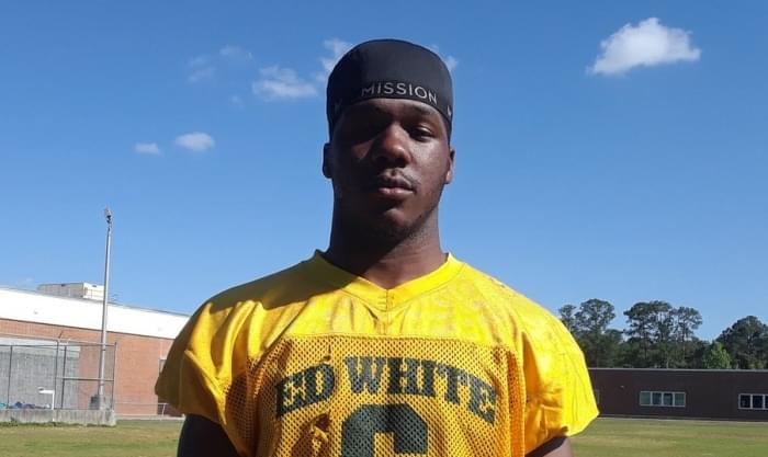 Ed White linebacker Omari Fiffer headed to Florida A&M