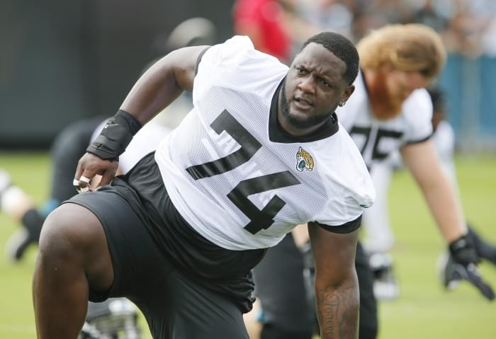 Jaguars offense in trouble with Cam Robinson out at left tackle