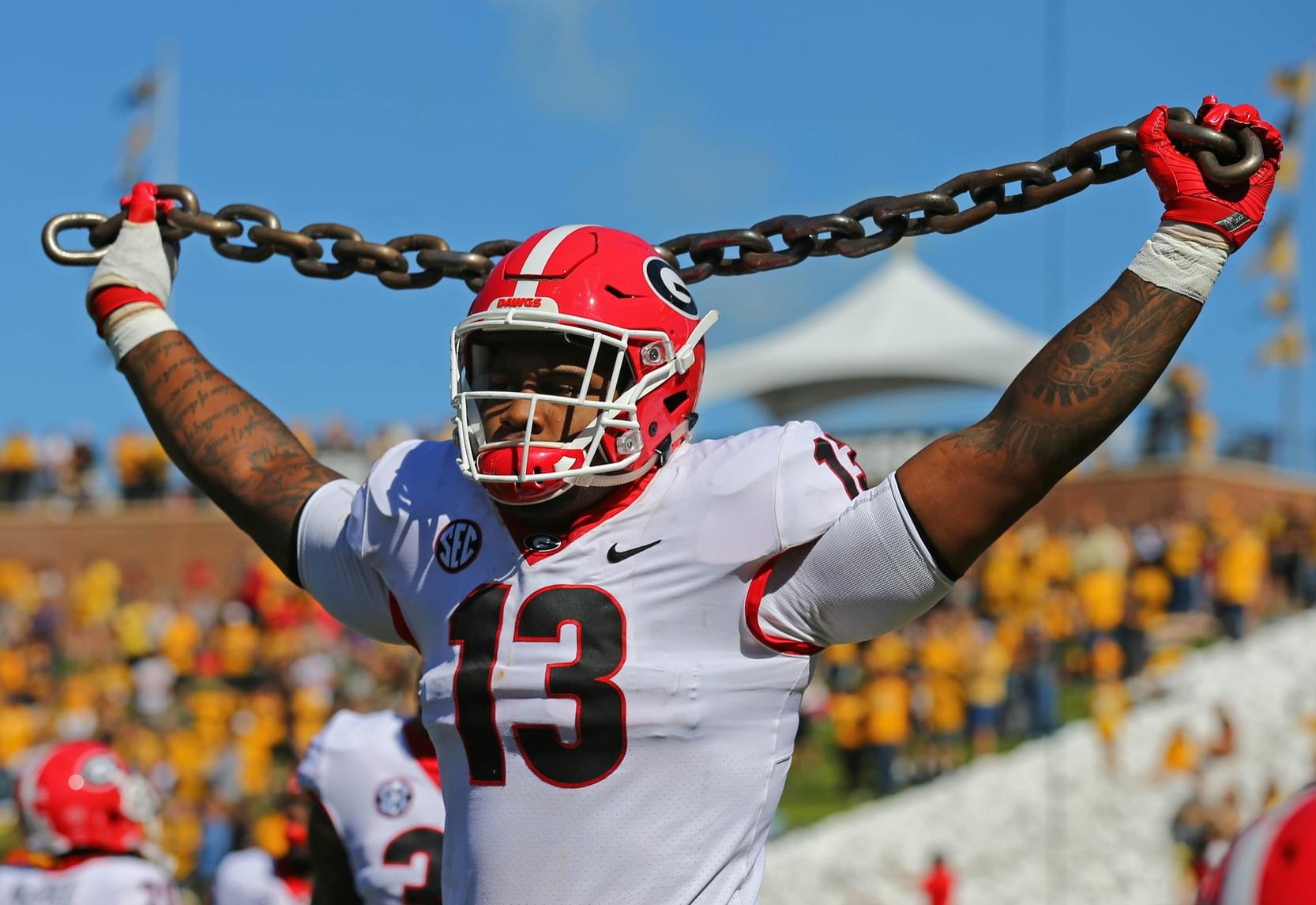 LAMM AT LARGE: Georgia Bulldogs need to watch out