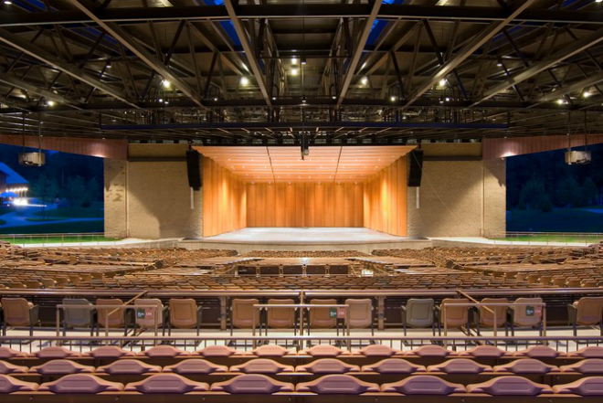 Bethel Woods Center for the Arts