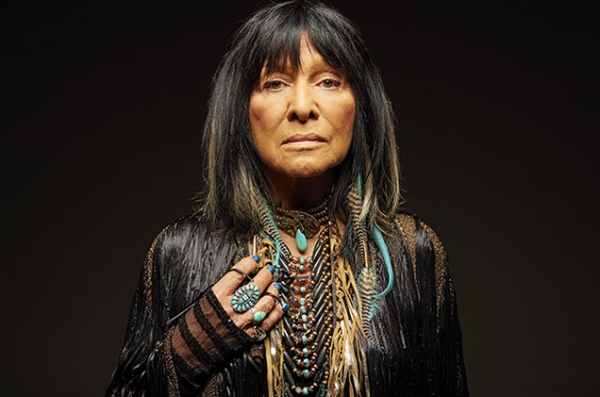 Buffy Sainte-Marie at The Bearsville Theater