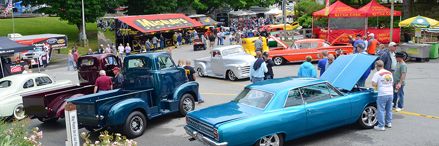 GoodGuys Th East Coast Nationals Radio Woodstock WDST - Good guys car show rhinebeck ny
