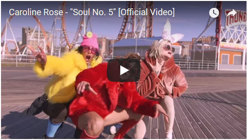 VIDEO: Caroline Rose – Soul No 5