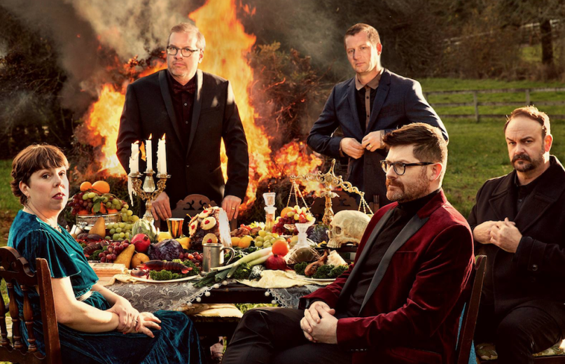 Mountain Jam 2018 – Meet and Greet, #5 – The Decemberists