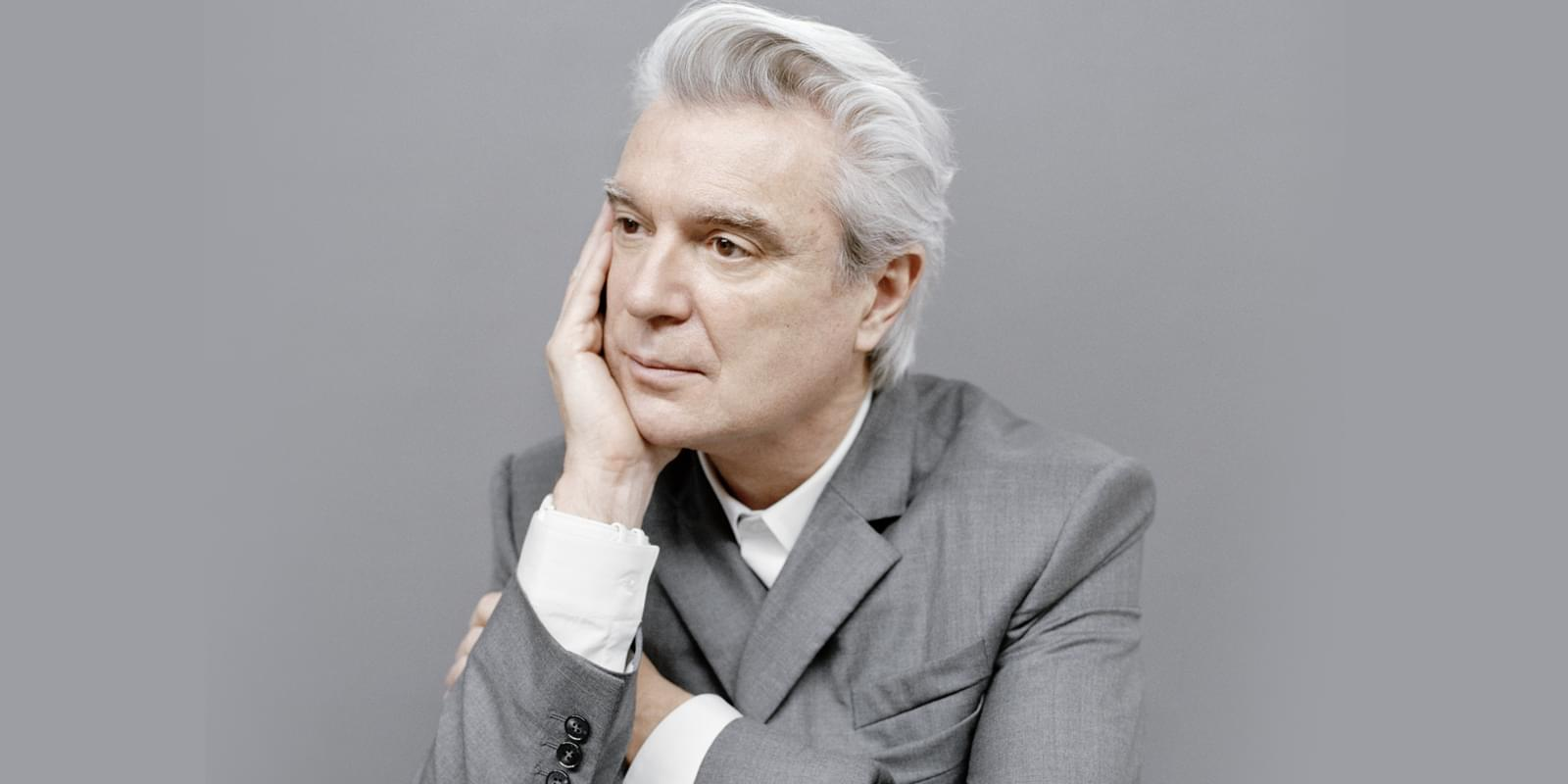 "David Byrne ""American Utopia Tour"""