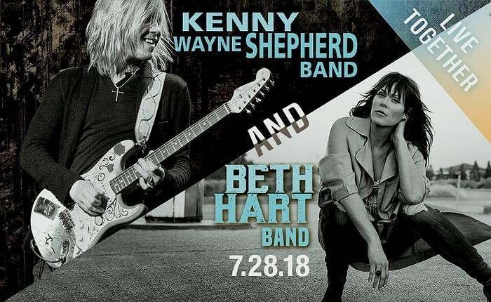 Kenny Wayne Shepherd Band & Beth Hart Band