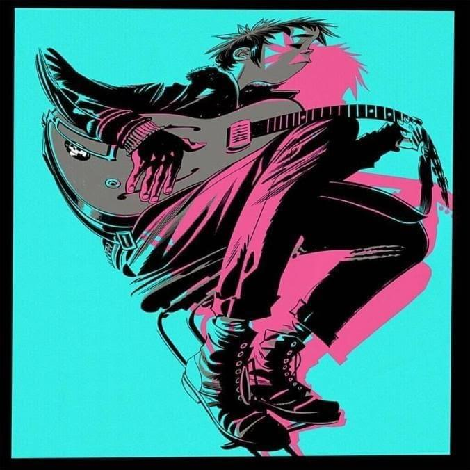 HEAR WHAT'S NEW: Gorillaz – Humility (feat. George Benson)
