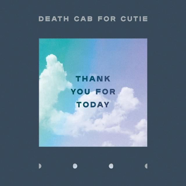 HEAR WHAT'S NEW: Death Cab For Cutie – Gold Rush