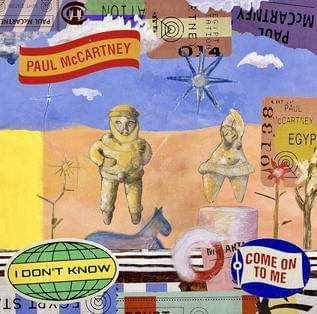 HEAR WHAT'S NEW: Paul McCartney – I Don't Know