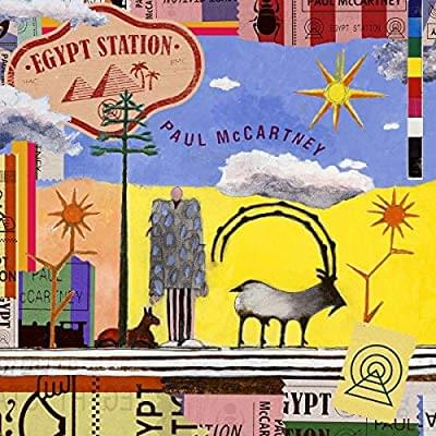 ALBUM OF THE WEEK: Paul McCartney – Egypt Station