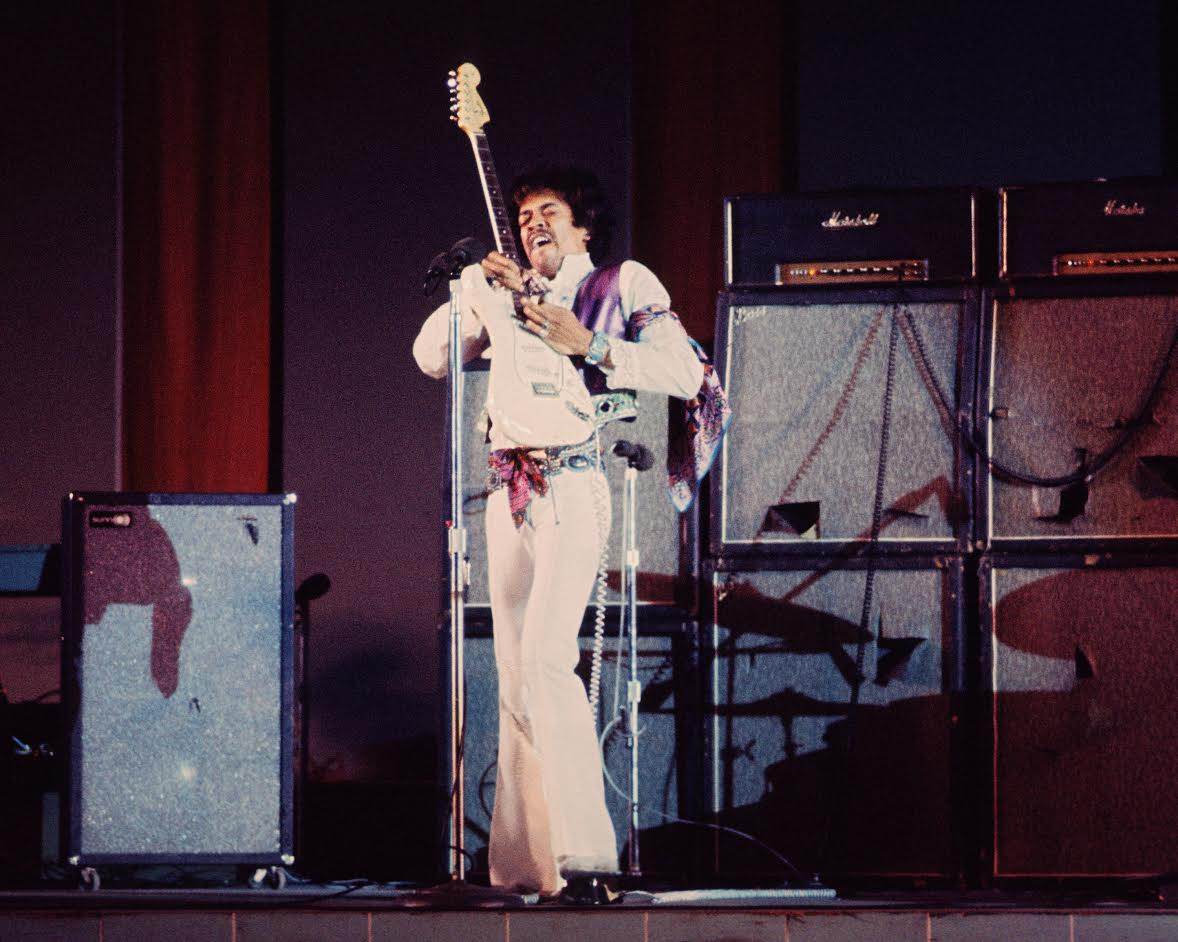 Experience Hendrix @ The Palace Theatre