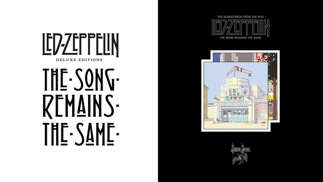 Led Zeppelin – The Song Remains the Same 2018  All Access