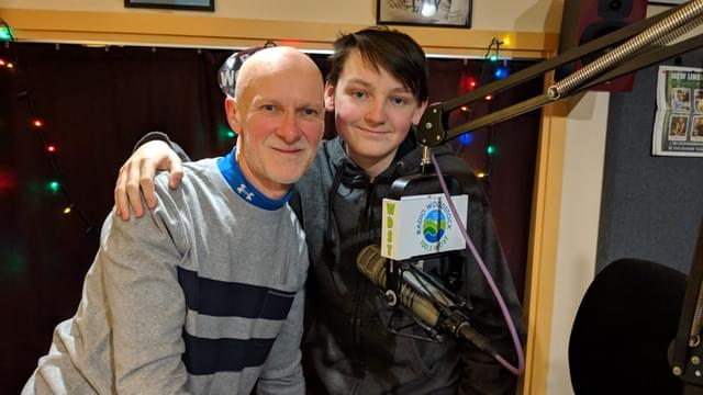 DJ for a Day – Tony and Noel Fletcher, 2/3/19