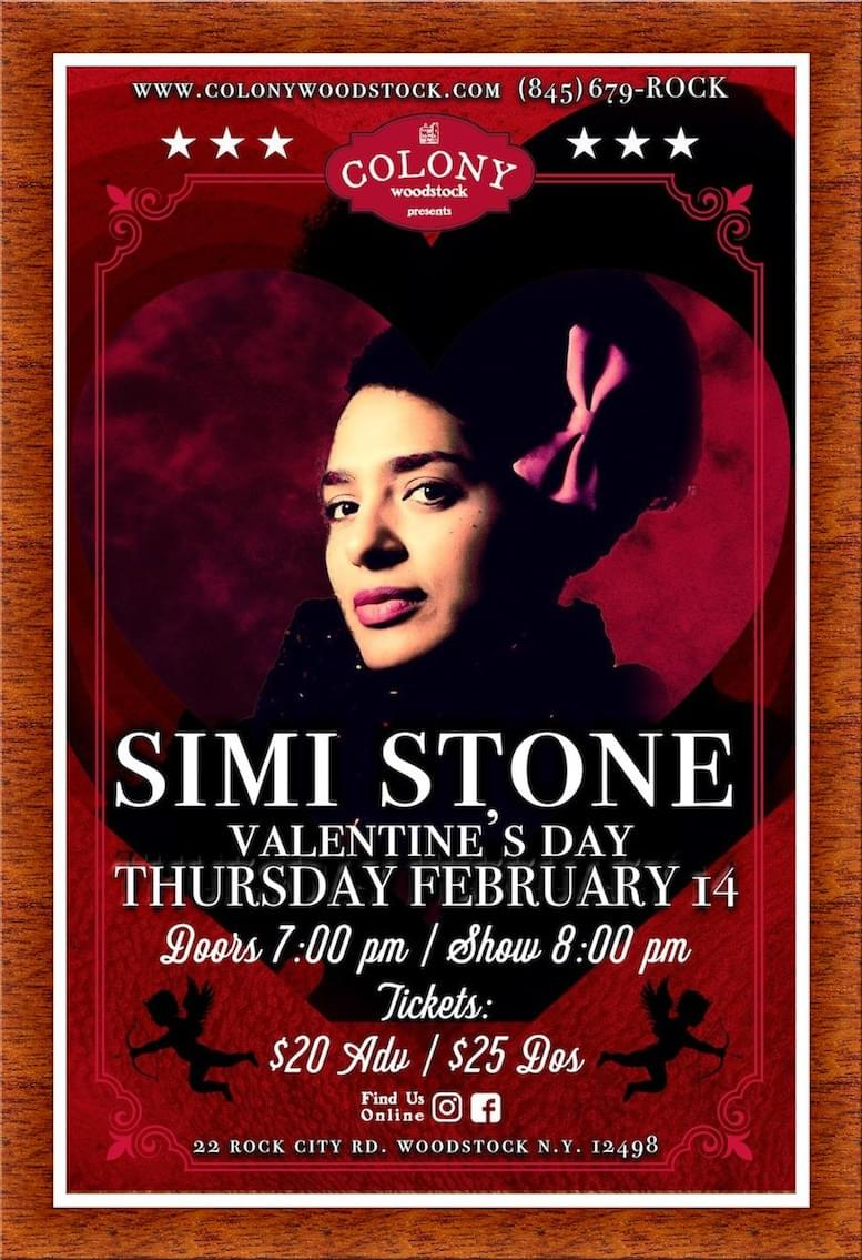LOCALLY GROWN: Simi Stone – 2/12/19