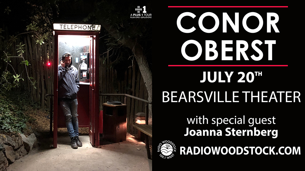 Radio Woodstock Presents… Conor Oberst